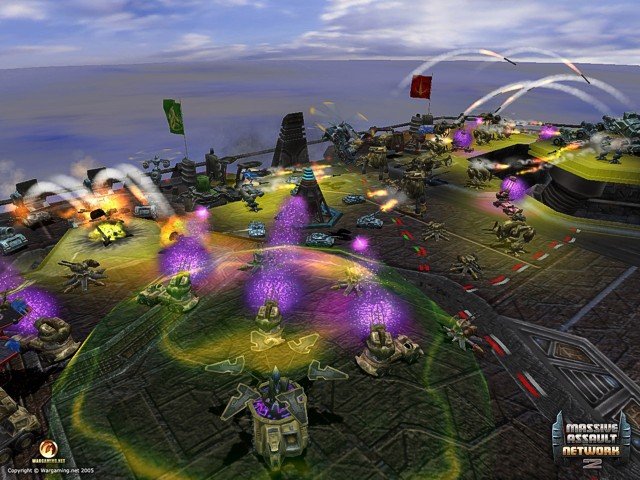 Massive Assault Network screenshot: massive assault network,are you smart enough,think-based,online
